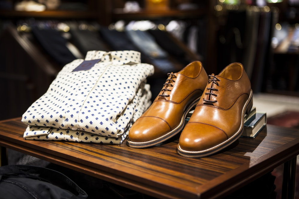 Characteristics of Oxford Shoes