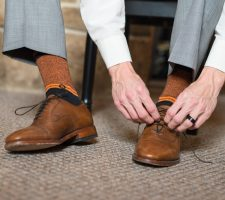 how to remove shoe polish