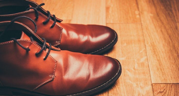 how to repair heels on mens shoes