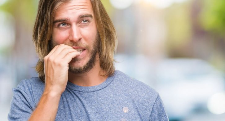 tips to stop biting your nails for men