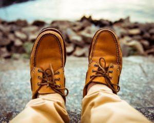 best shoes to wear with chinos
